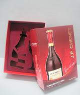 Dịch vụ phun nhung hộp rượu